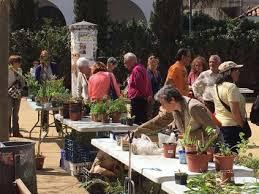 8a Fira d'intercanvi de plantes, llavors i esqueixos @ Plaça Estació de la floresta | Sant Cugat del Vallès | Catalunya | Espanya