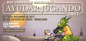 Jornades 'Ayudar jugando' @ Cotxeres de Sants   Barcelona   Catalunya   Espanya