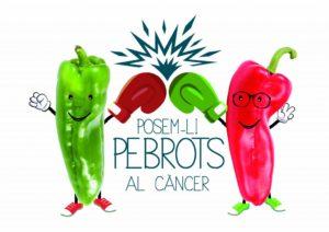 Campanya solidària d'Oncolliga: 'Posem-li pebrots al càncer'